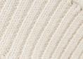 Haube Biesen – weiß