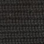 Haube Ripp – schwarz