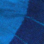 Trekking Socks - cyan / blau